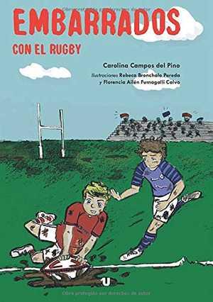 portada del libro embarrados con el rugby