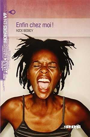 portada del libro enfin chez moi
