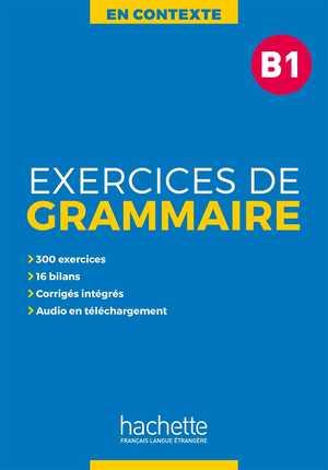 portada del libro exercices de grammaire