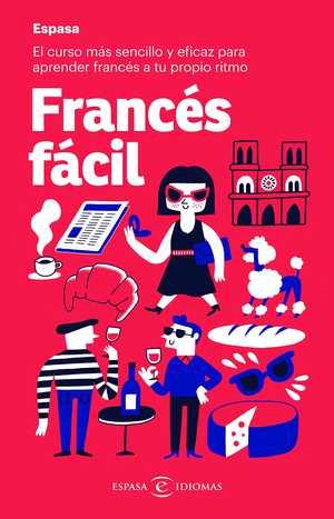 portada del libro francés fácil