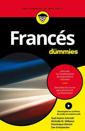 portada del libro francés para dummies