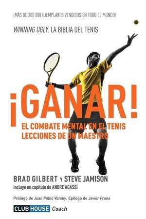 portada del libro ganar, el combate del tenis