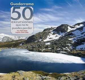 portada del libro guadarrama, 50 excursiones que no te puedes perder