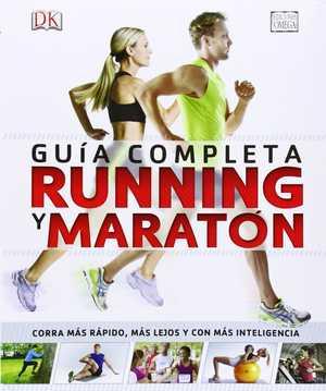 portada del libro guia completa: running y maratón
