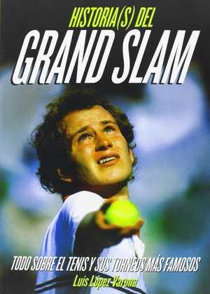 portada del libro historia del gran slam