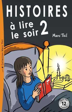portada del libro histories a lire le soir 2