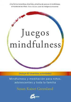 portada del libro juego mindfulness