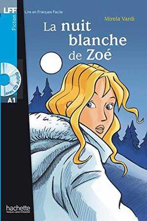 portada del libro la nuit blanche de Zoe