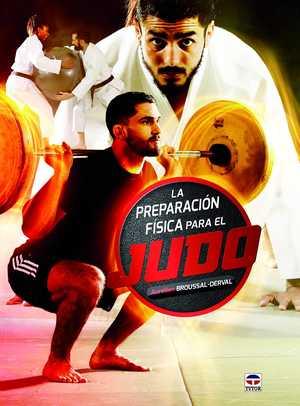 portada del libro la preparación física para el judo
