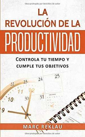 portada del libro la revolución de la productividad