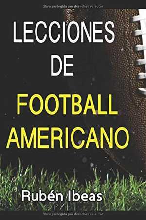 portada del libro lecciones de football americano