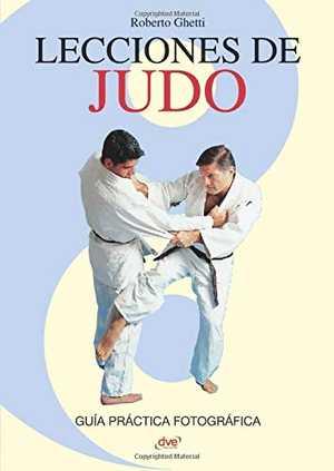 portada del libro lecciones de judo