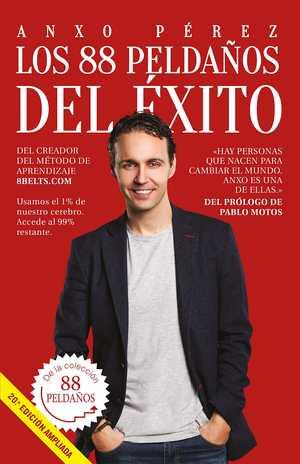 portada del libro los 88 peldaños del éxito