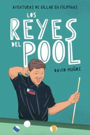 portada del libro los reyes del pool