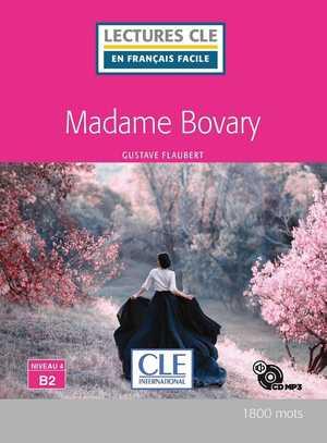 portada del libro madame Bovary