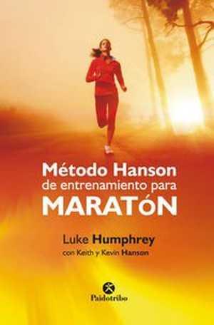 portada del libro método hanson de entrenamiento para maratón