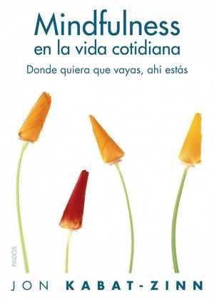 portada del libro mindfulness en la vida cotidiana