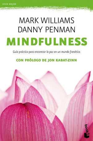 portada del libro mindfulness guía práctica