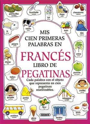 portada del libro mis 100 primeras palabras en francés