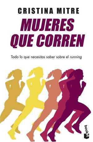 portada del libro mujeres que corren