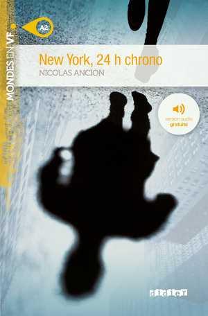 portada del libro new york 24h