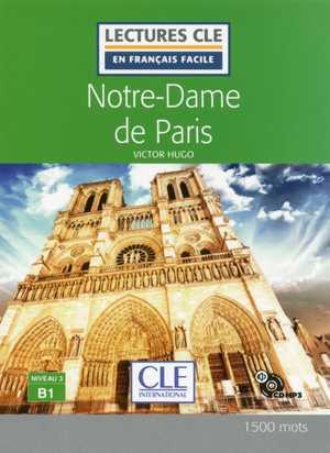 portada del libro notre dame de Paris