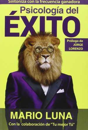 portada del libro psicología del éxito