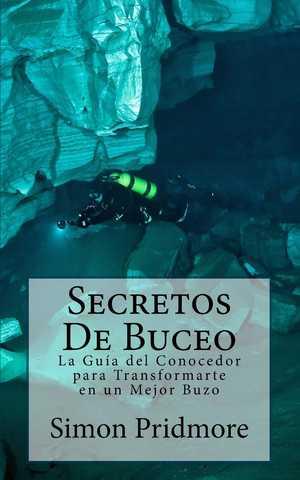 portada del libro secretos del buceo