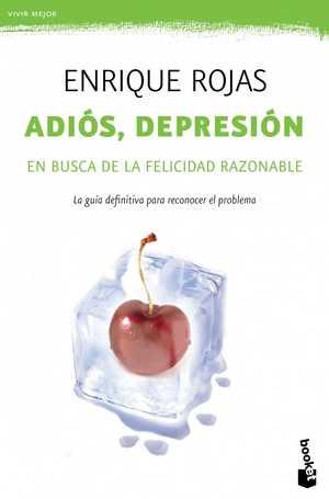 portada del libro adiós depresión