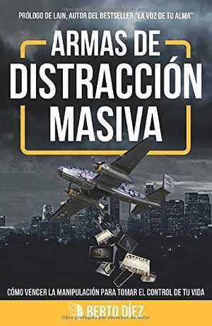 portada del libro armas de distracción masiva