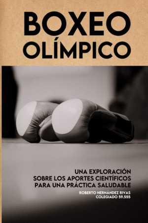 portada del libro boxeo olímpico