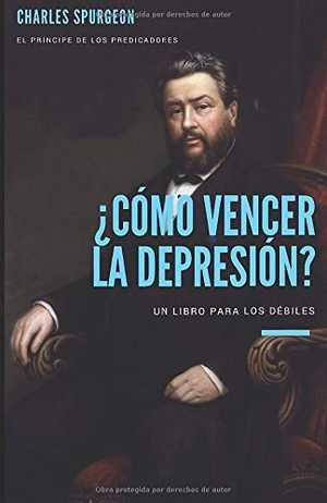 portada del libro como vencer la depresión