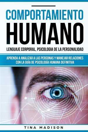 portada del libro comportamiento humano