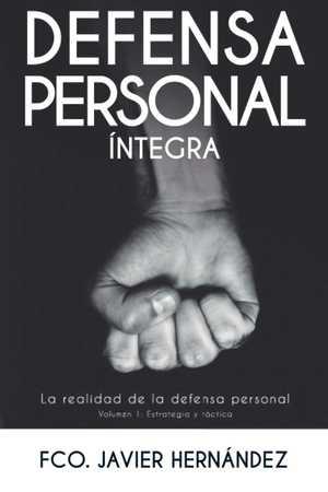 Portada del libro defensa personal íntegra