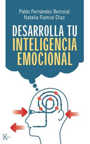 portada del libro desarrolla tu inteligencia emocional