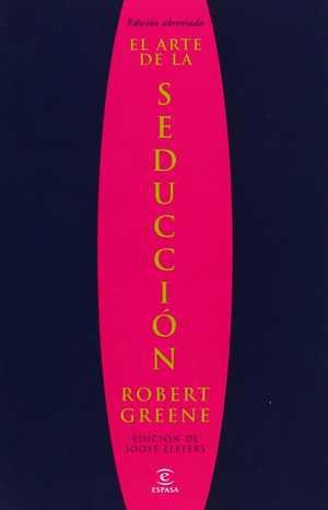 portada del libro el arte de la seducción
