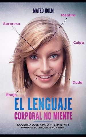 portada del libro el lenguaje corporal no miente