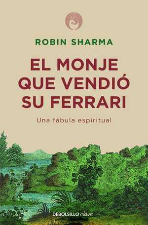 portada del libro el monje que vendió su ferrari