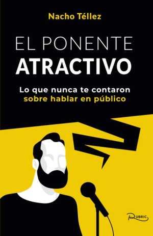 portada del libro el ponente atractivo