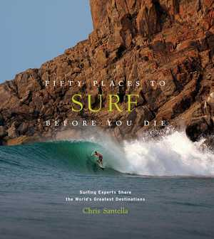 portada del libro fifty places to surf before you die