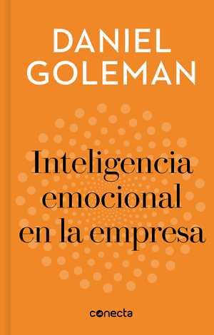 portada del libro inteligencia emocional en la empresa