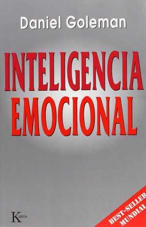 portada del libro inteligencia emocional