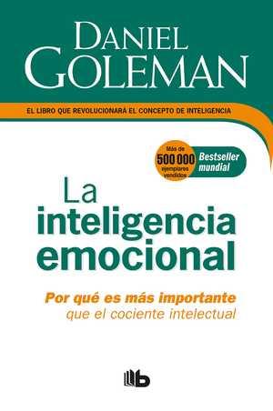 portada del libro la Inteligencia emocional por qué es más importante que el cociente intelectual