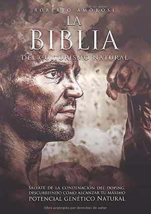 Portada del libro la biblia del culturismo natural