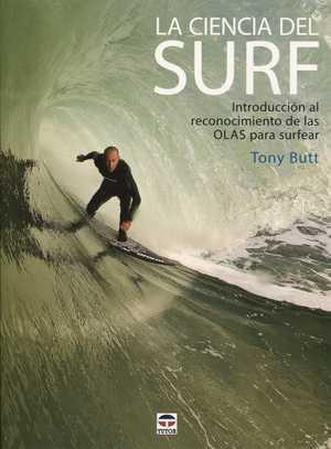 portada del libro la ciencia del surf