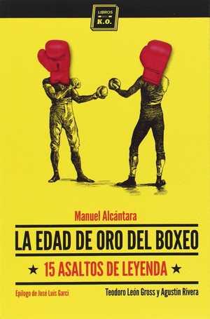 portada del libro la edad de oro del boxeo