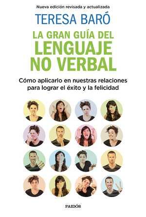 portada del libro la gran guía del lenguaje no verbal