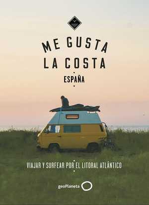 portada del libro me gusta la costa en España