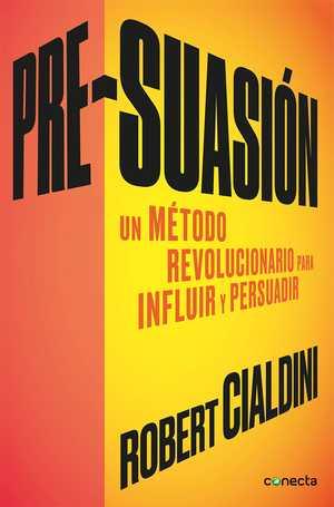 portada del libro pre-suasión