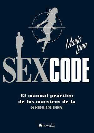 portada del libro sex code
